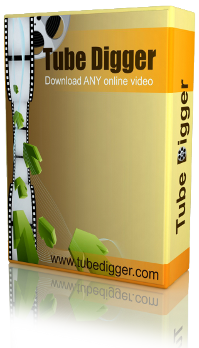 TubeDigger - best video downloader from any site